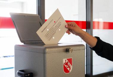Wahlen / Abstimmungen